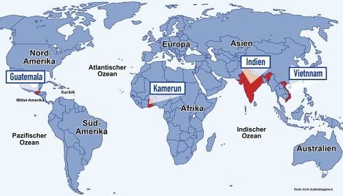 2016-Weltkarte