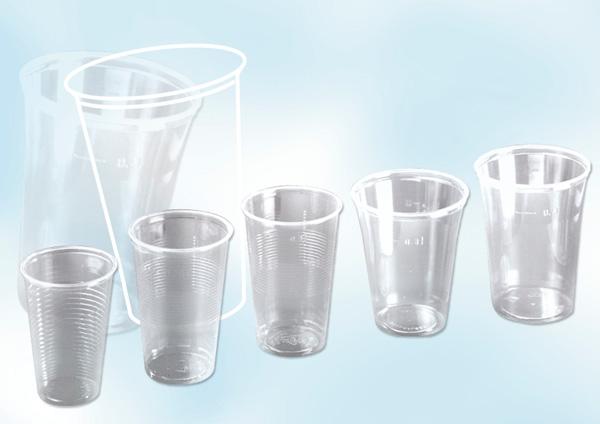 HOSTI-Pappbecher-glasklar