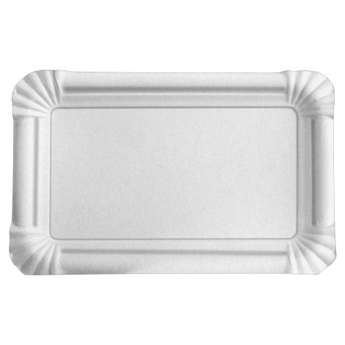 All paper plates are deliverable non-coated (recycled material/Virgin Fibers) or coated (recycled material with PP-Lamination).  sc 1 st  HOSTI GmbH & HOSTI International » Blog Archiv » Paperplate rectangular 9 x 15 cm ...
